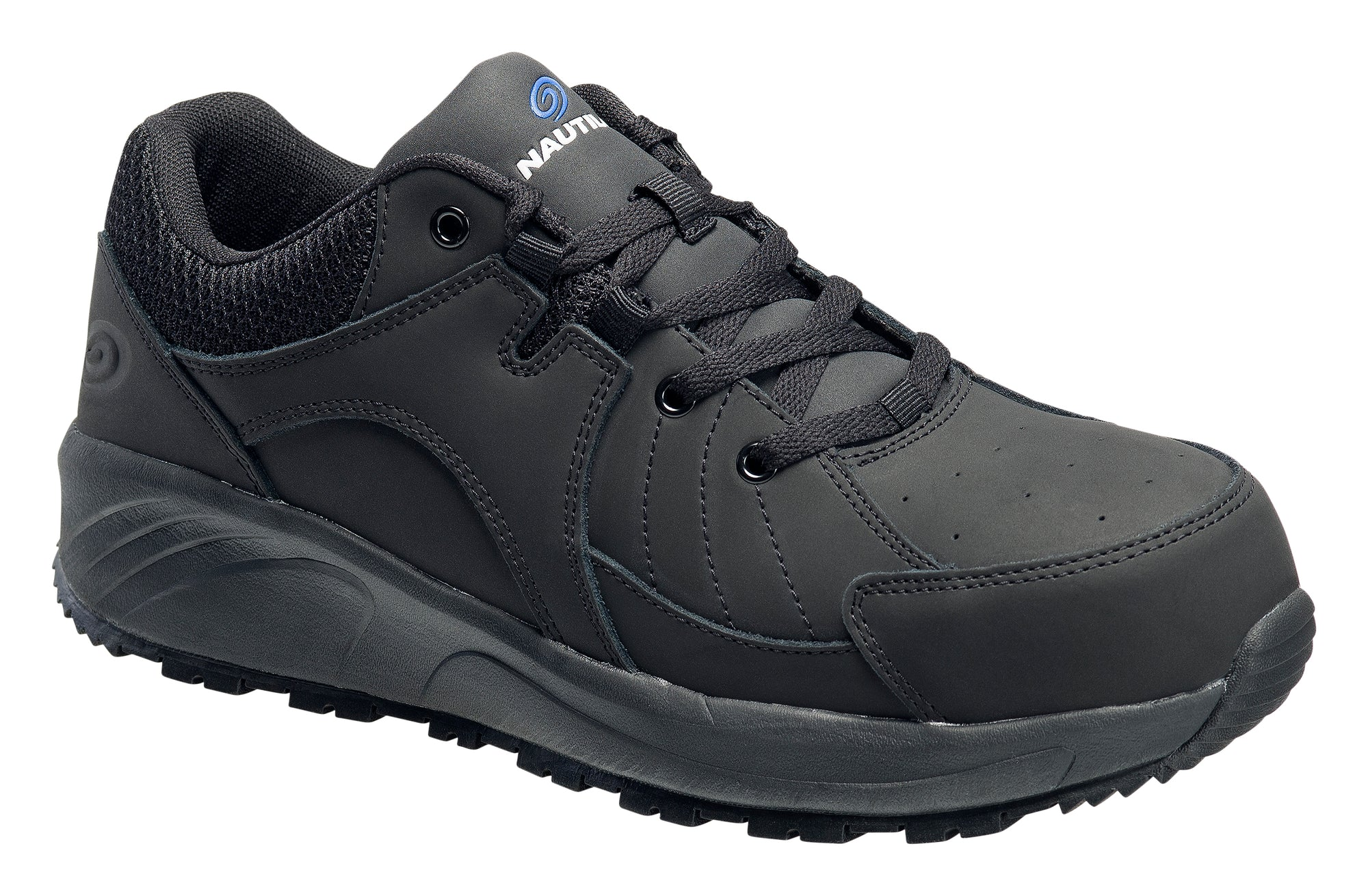 Guard Black Composite Toe EH Athletic Work Shoe