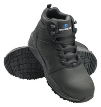 Guard Black Composite Toe EH Mid-Athletic Work Shoe