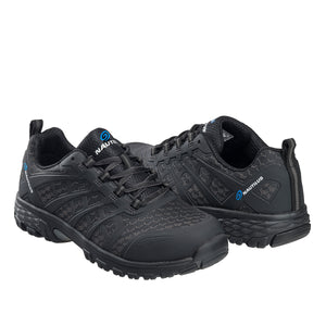 Stratus Black Soft Toe SD10 Athletic Work Shoe
