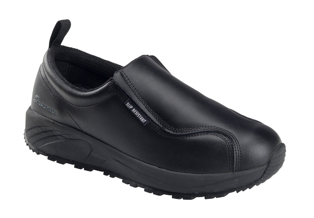Women's Skidbuster Slip-On Slip-Resistant Soft Toe EH Work Shoe