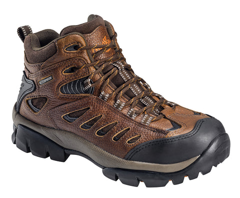 "6"" Light Weight Mid Waterproof Safety Toe EH Hiker"