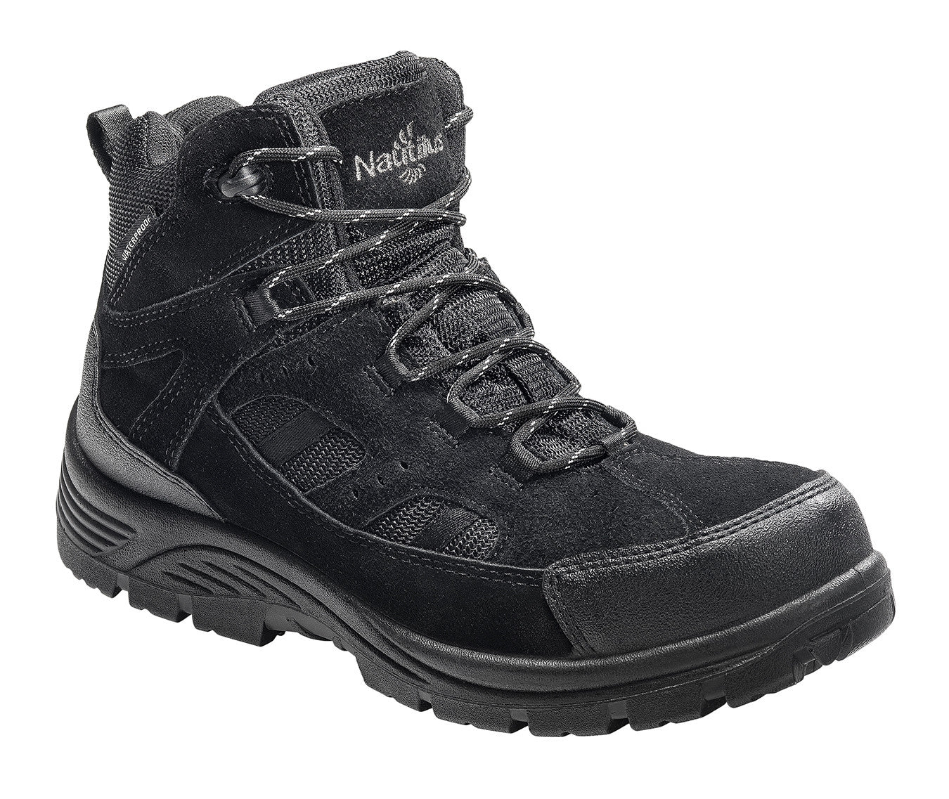 Slip Resistant Comp Toe Waterproof No Exposed Metal EH Boot