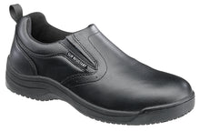 Leather Slip Resistant Slip On