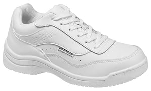 Women's Action Leather Slip Resistant Athletic