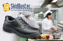 Skidbuster kitchen chef