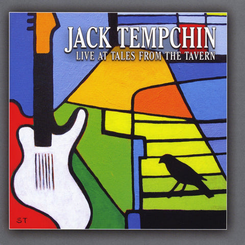 "Jack Tempchin's ""Live at Tales From The Tavern"""