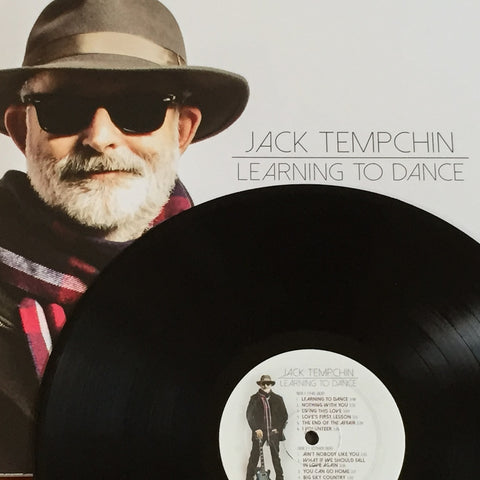 Jack Tempchin's Learning to Dance Vinyl
