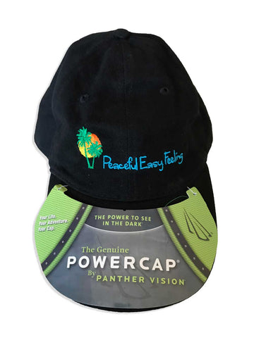 Peaceful Easy Feeling Powercap Lighted Hat