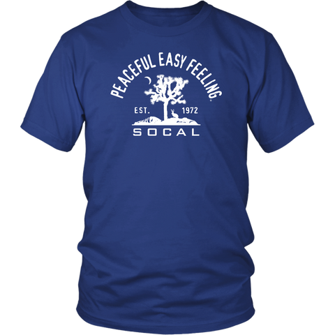 Peaceful Easy Feeling Cactus T-Shirt