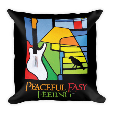 Peaceful Easy Feeling Pillow