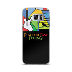 Peaceful Easy Feeling Painting Samsung Case