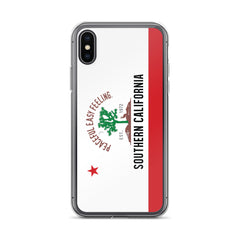Peaceful Easy Feeling Flag iPhone Case