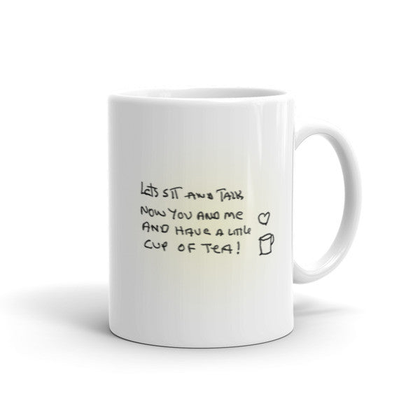 Little Cup of Tea - Peaceful Easy Feeling Tea Mug