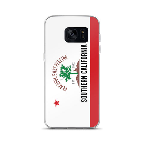 Peaceful Easy Feeling Flag Samsung Case