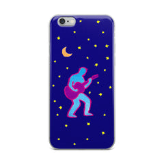 Lonely Midnight iPhone Case