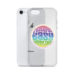 Peaceful Easy Feeling Fillmore iPhone Case
