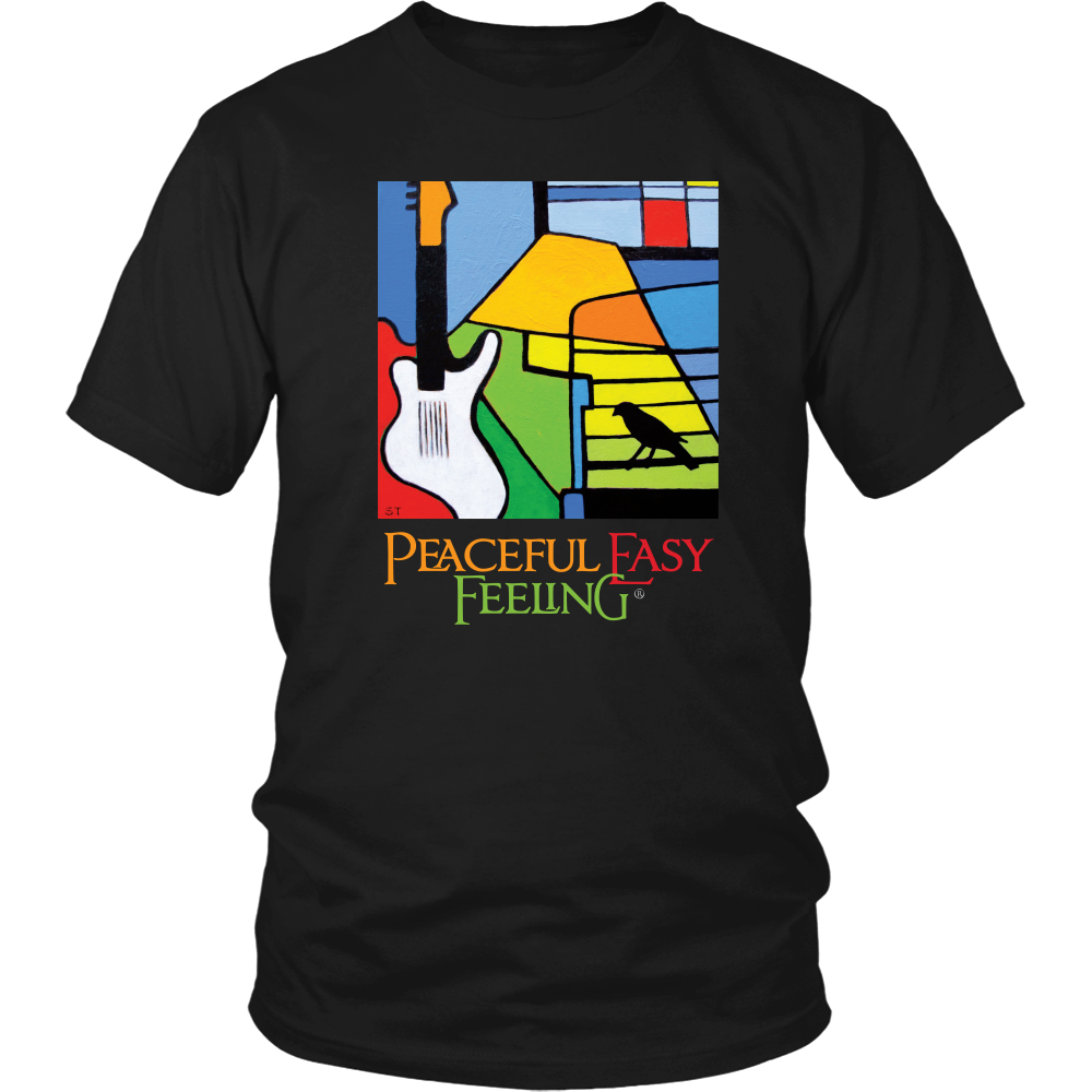 Peaceful Easy Feeling Logo T-Shirt