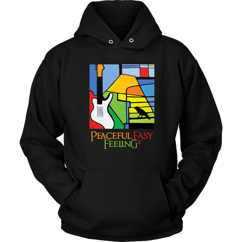 Peaceful Easy Feeling Logo Hoodie