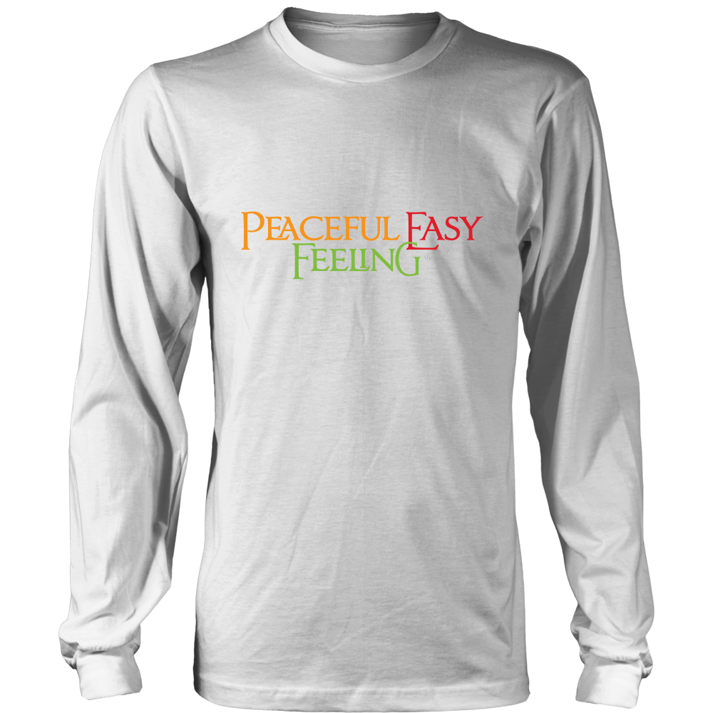 Peaceful Easy Feeling Long Sleeve Shirt