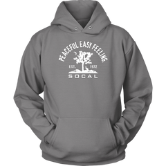 Peaceful Easy Feeling Cactus Hoodie
