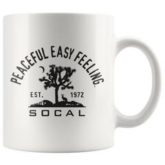 Peaceful Easy Feeling Cactus Mug