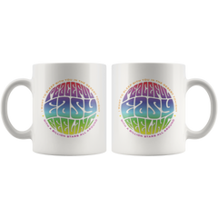 Peaceful Easy Feeling Fillmore Mug