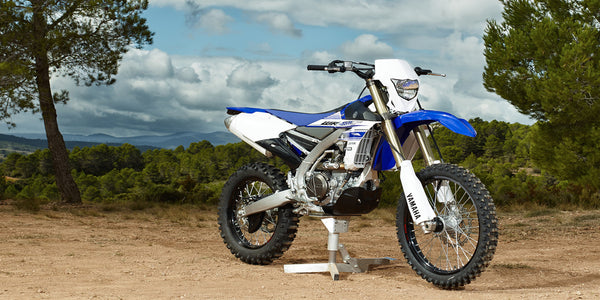 2016 Yamaha WR450F Review