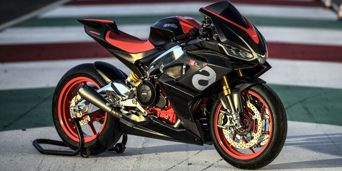 APRILIA RS660 ON TRACK REVIEW