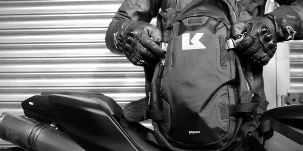 KRIEGA R20 BACKPACK REVIEW