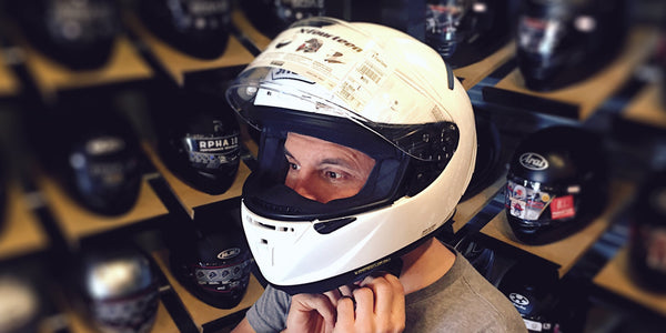 SHOEI X-Fourteen Helmet – Not just a race helmet