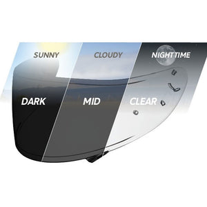 SHOEI CWR-1 Photochromic Transition Shield