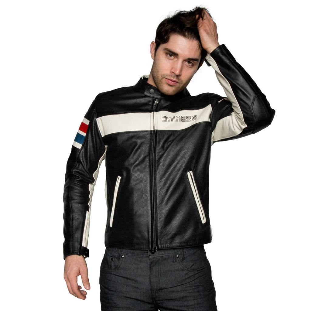 dd4fdfde224 Dainese Leather Jacket Size Guide.Dainese Mr Martini Speciale ...
