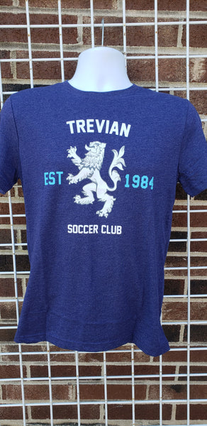 TSC Tshirt-Top (Heather Navy )