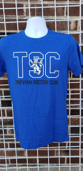 TSC TShirt (Heather Royal Blue)