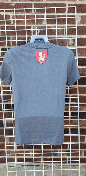 FCU Tshirt (Dark Heather Grey)