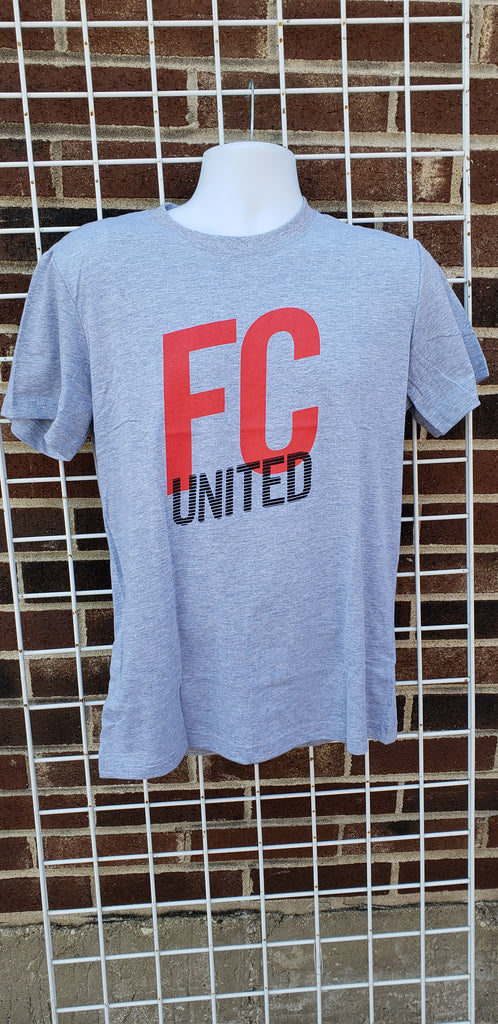 FCU Tshirt (Heather Grey)