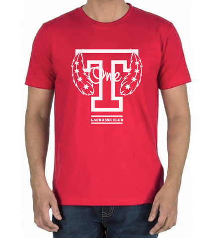 Team ONE Red T-Shirt