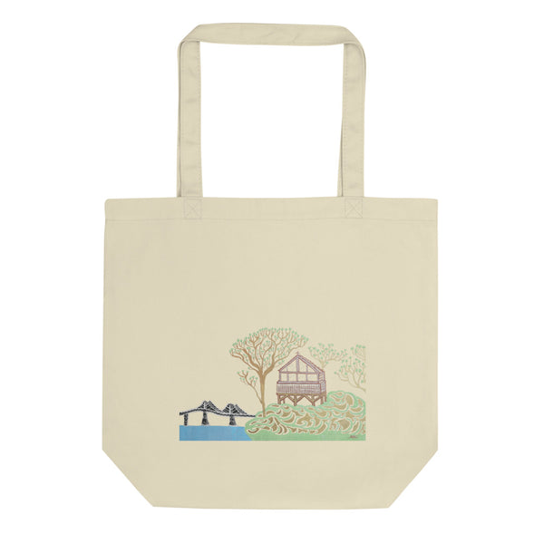 """Beach House"" Tote Bag [2 COLORS]"