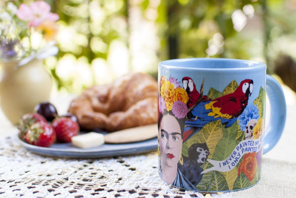 Frida Dreams Ceramic Mug