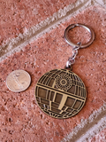 Starwars Death Star Keychain