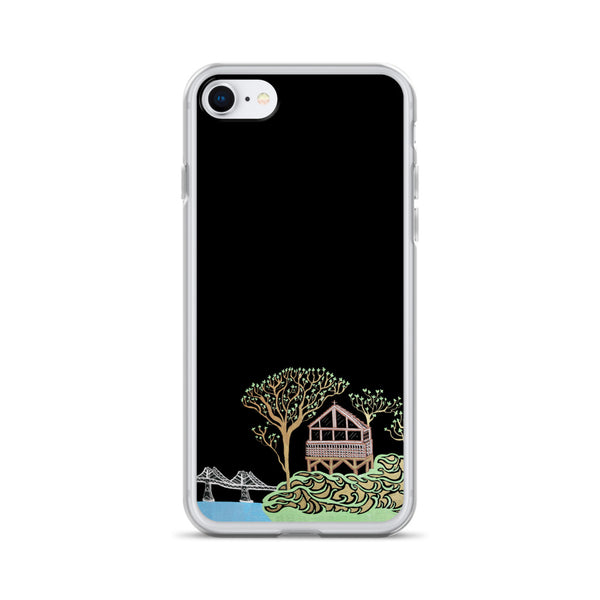 """Beach House"" iPhone Case"