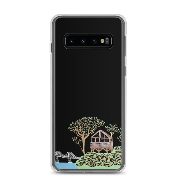 """Beach House"" Samsung Case"