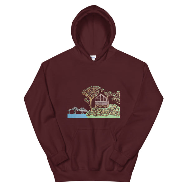 """Beach House"" Unisex Hoodie [11 COLORS]"