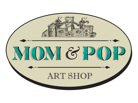 MOM & POP art shop