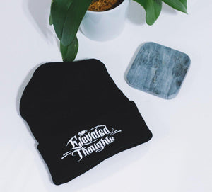 Scripts Beanie - Elevated Thoughts