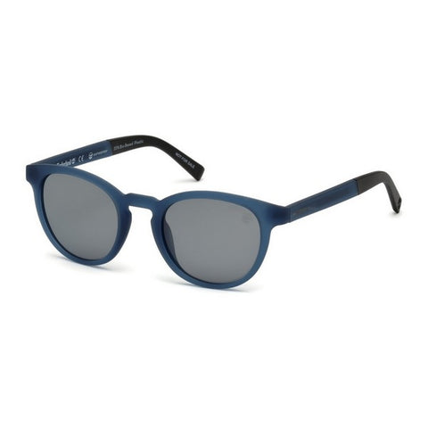 Ladies' Sunglasses Timberland TB9128-5091D Blue (50 Mm)