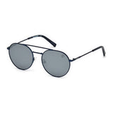 Unisex Sunglasses Timberland TB9158-5491D Blue (54 Mm)