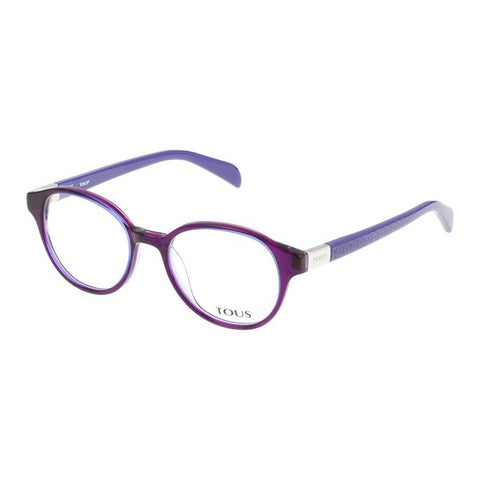 Ladies' Spectacle frame Tous VTO871480ADU (48 mm)