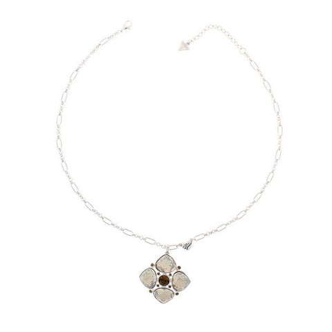 Ladies' Necklace Guess UBN91102 (50 cm)