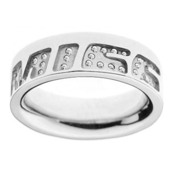 Ladies' Ring Miss Sixty WM10908A-18 (18,4 mm)